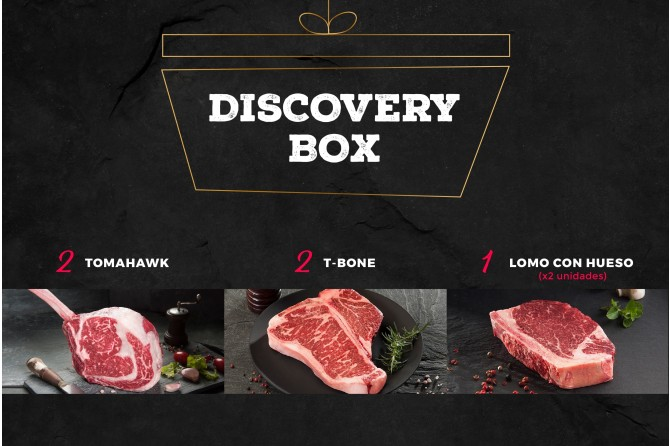 DISCOVERY SELECTION BOX